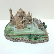 The Danbury Mint The Rock of Cashel Enchanted Castle County Tipperary Ireland