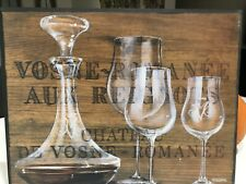 2 Wood Wine Art Work