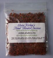 ABRAMELIN Hand Blended Grain INCENSE Pagan Wiccan