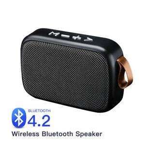 Bluetooth Wireless Loud Speaker Waterproof Outdoor Stereo Bass USB/TF/FM Radio