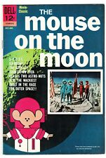 Dell -  The Mouse On The Moon  - 1963 SCARCE IN UK!!