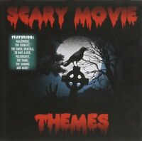 -Scary Movie Themes CD   New