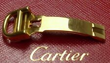 CARTIER 18ct Gold Faltschließe 10 mm - ca. 1980/1990er Jahre