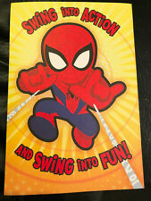 Hallmark Marvel Spider Man Birthday Card