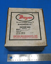 Dwyer MAGNEHELIC Pressure Gage Model 2025, 25in WC - NEW
