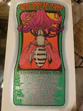 Widespread Panic Sperry 25th Anniversary Tour Poster (16 x 29)