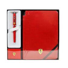 Ferrari Cross Rollerball Pen and Journal Set