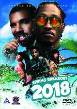 SPRING BREAKOUT 2018 MUSIC VIDEOS HIP HOP RAP DVD FUTURE DRAKE NICKI MINAJ CARDI