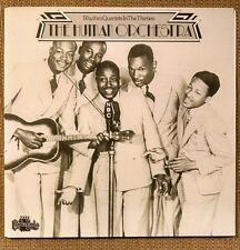 The Human Orchestra LP Rhythm Quartets in The Thirties~Five Jinks~Three Keys NM