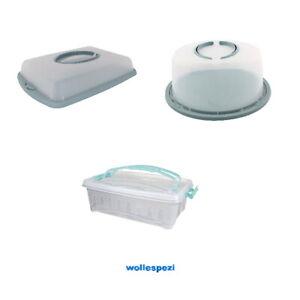 Kuchencontainer Tortenträger Partycontainer perfekt transportiert gute Qualität