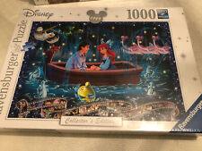 Disney The Little Mermaid Collectors Edition 1000 Piece Jigsaw Puzzle