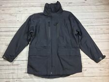 Victorinox by Swiss Army Black Dark Blue Hooded Jacket     Size: S (Men's)