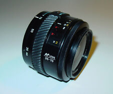 MINOLTA Maxxum 35-70mm F/4 AF Camera Lens For Sony A Alpha Mount