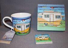 New listing Culture of Calm Camper / Travel Trailer Mug Set