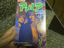 Pulp Jarvis Cocker promotional paperback biography book Island Records not a cd
