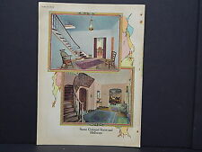 Houses, Homes, American Builder c.1927, One Double Sided Print #11
