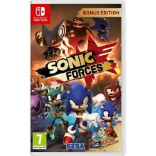 Sonic Forces Bonus Edition Nintendo Switch 1st Class Post