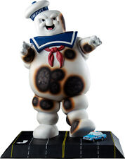 """GHOSTBUSTERS - Stay Puft Marshmallow Man 18"""" Burnt Variant Statue (Ikon) #NEW"""