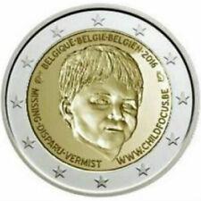Pièces de 2 euros de Belgique année 2016