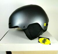 GIRO Ledge MIPS Adult Sz M Meduim Snow Sports Helmet Matte Graphite w box