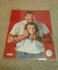WWE TNA AL SNOW & HEAD SIGNED 8X10 NUMBERED GLOSSY PHOTO WITH COA TRISTAR RARE!!