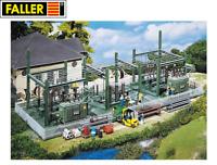 Faller H0 130958 Umspannwerk - NEU + OVP