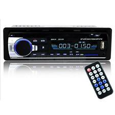 Autoradio Bluetooth USB SD Auto Stereo Audio In-Dash FM Radio MP3 MMC WMA 12V
