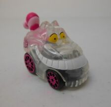 2001 Hasbro Disney Wild Racers CHESHIRE CAT Alice In Wonderland Diecast Race Car