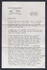 Archduke Rudolf Habsburg of Austria Signed Autograph Letter 1948 USA Financier