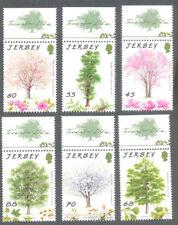 Jersey-Trees mnh set-