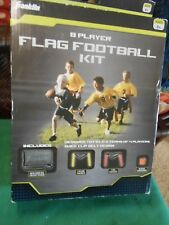Great Franklin 8 Player Flag Football Kit.Free Postage Usa