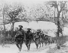 US Army Infantry African American Soldiers Verdun 8x10 World War I WW1 Photo