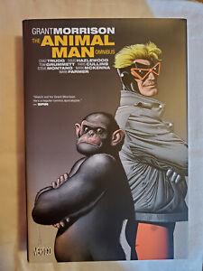 Grant Morrison Animal Man Omnibus HC Hardcover DC Comics Vertigo 2013 VG UNREAD