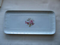 Hutschenreuther Selb Bavaria Germany Dresser Tray 12 3/4x6""