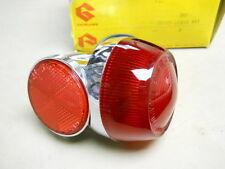 Suzuki NOS GT380, GT550, Rear Turn Signal, Red Lens, # 35000-31815-999   S92