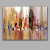 ZOPT339 fancy abstract decor art 100% hand painted oil painting art canvas