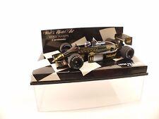 Minichamps F1 Lotus 98T GP 1986 Dumfries 1/43 neuf boxed/en boite MIB