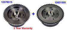 New Engine Variable Timing Sprocket Cam Camshaft Phaser Gear GM 2.0L 2.4L Set