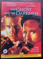 The Fantasma And The Darkness DVD Assassino Leone IN Africa Film W/Michael