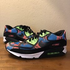 release date 0ac84 7ef67 Nike Air Max 90 Premium Tape Men s Sneakers US Size 12.5 599249-403 Blue  Hero