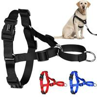 Didog Nylon No Pull Dog Harness No Choke Training Dogs Harnesses Front Fastening