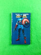 Captain America:  The Great Gold Steal (1968): Bantam Paperback Novel!