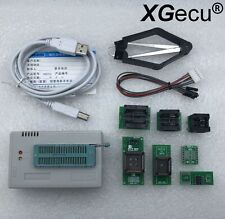 Xgecu Programmer Tl866ii Plus For Flash Nand Eprom Mcu Pic7adapter Ship From Us