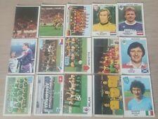 Panini Euro 79 Football sticker.  X 15 listed.  1979