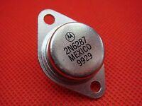 50PCS 2N6287 AUDIO AMP TRANSISTORS MOT TO-3 NEW (B42)