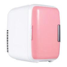 4L Mini Portable Refrigerator Fridge Cooler & Warmer Cosmetic Fridge Car Home