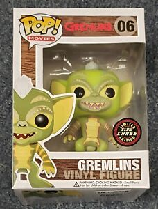 Funko POP! Movies Gremlins CHASE RARE #06 MINT w/ .5MM Protector