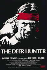 "THE DEER HUNTER Movie Poster [Licensed-NEW-USA] 27x40"" Theater Size De Niro"
