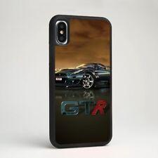 Nissan GTR Skyline Coche de Carreras de silicona funda para iPhone Samsung Galaxy