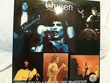 QUEEN & ROXY MUSIC : 2 DOUBLE LIVE LP'S FROM STONED RECORDS